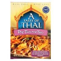 Taste of Thai Pad Thai For Two - Case of 6 - 9 oz.