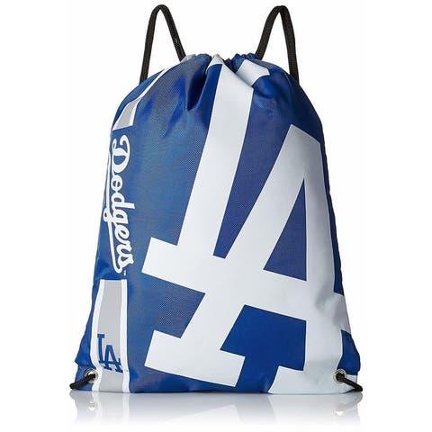 Los Angeles Dodgers Big Logo Drawstring Backpack