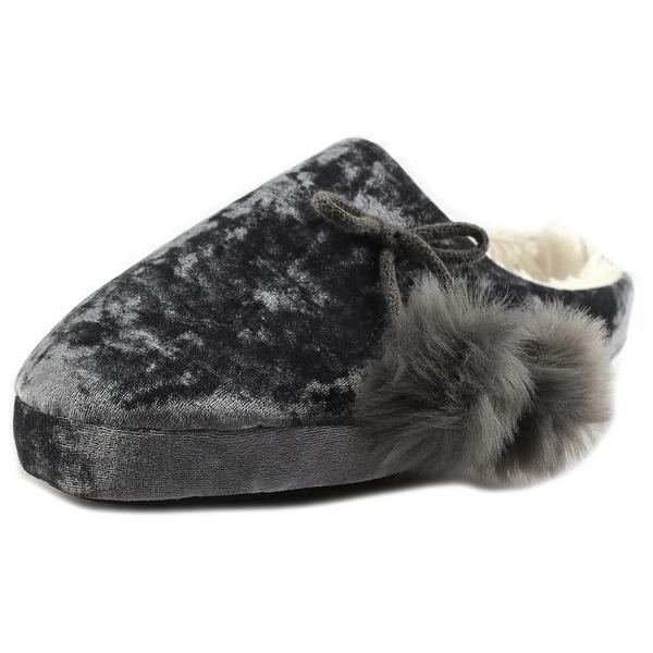 INC International Concepts SLF5633 Women Pewter Slippers