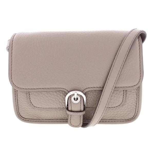 acda8d009ca7 Shop MICHAEL Michael Kors Womens Cooper Crossbody Leather Adjustable ...