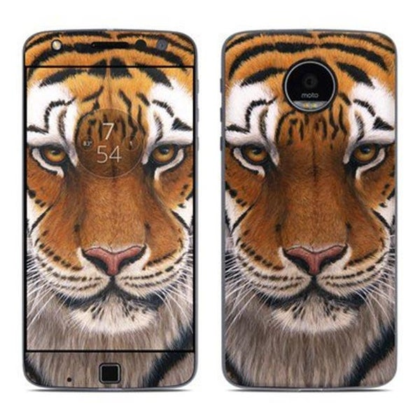 Shop DecalGirl MZPD-SIBTIGER Moto Z Play Droid Skin