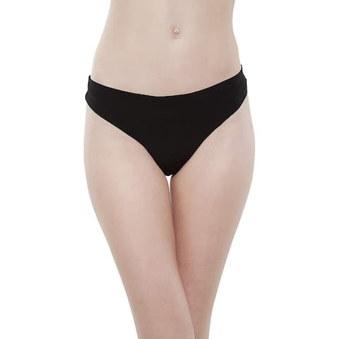 La Perla Invisible Thong Womens Black