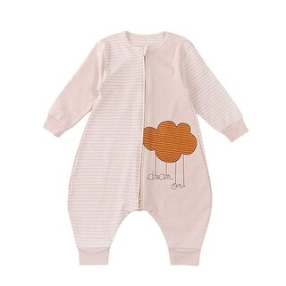 Sleeping Bag Cotton Wearable Blanket Dream On Romper Little Kids Unisex