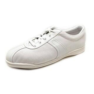 Easy Spirit Oncue W Round Toe Canvas Sneakers