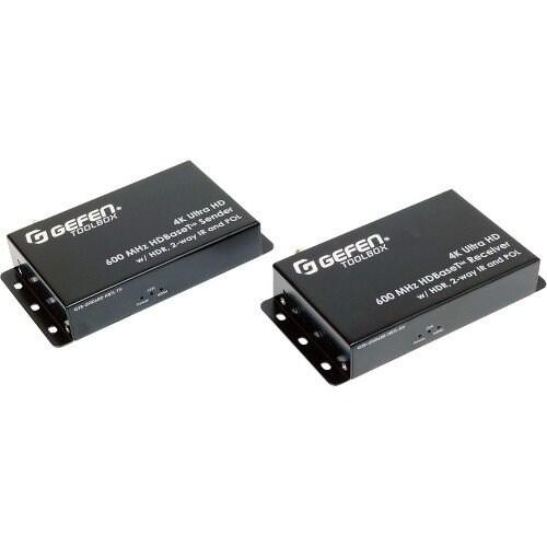 Gefen - Gtb-Uhd600-Hbtl - 4K Ultra Hd 600 Mhz Hdbaset