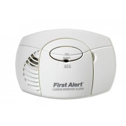 First Alert CO400B Carbon Monoxide Detectors, White