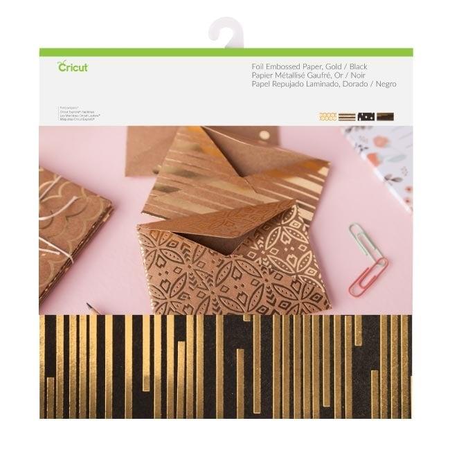 """Cricut Party Foil 12/""""x48/"""" Roll 2//pkg-light Pink"""