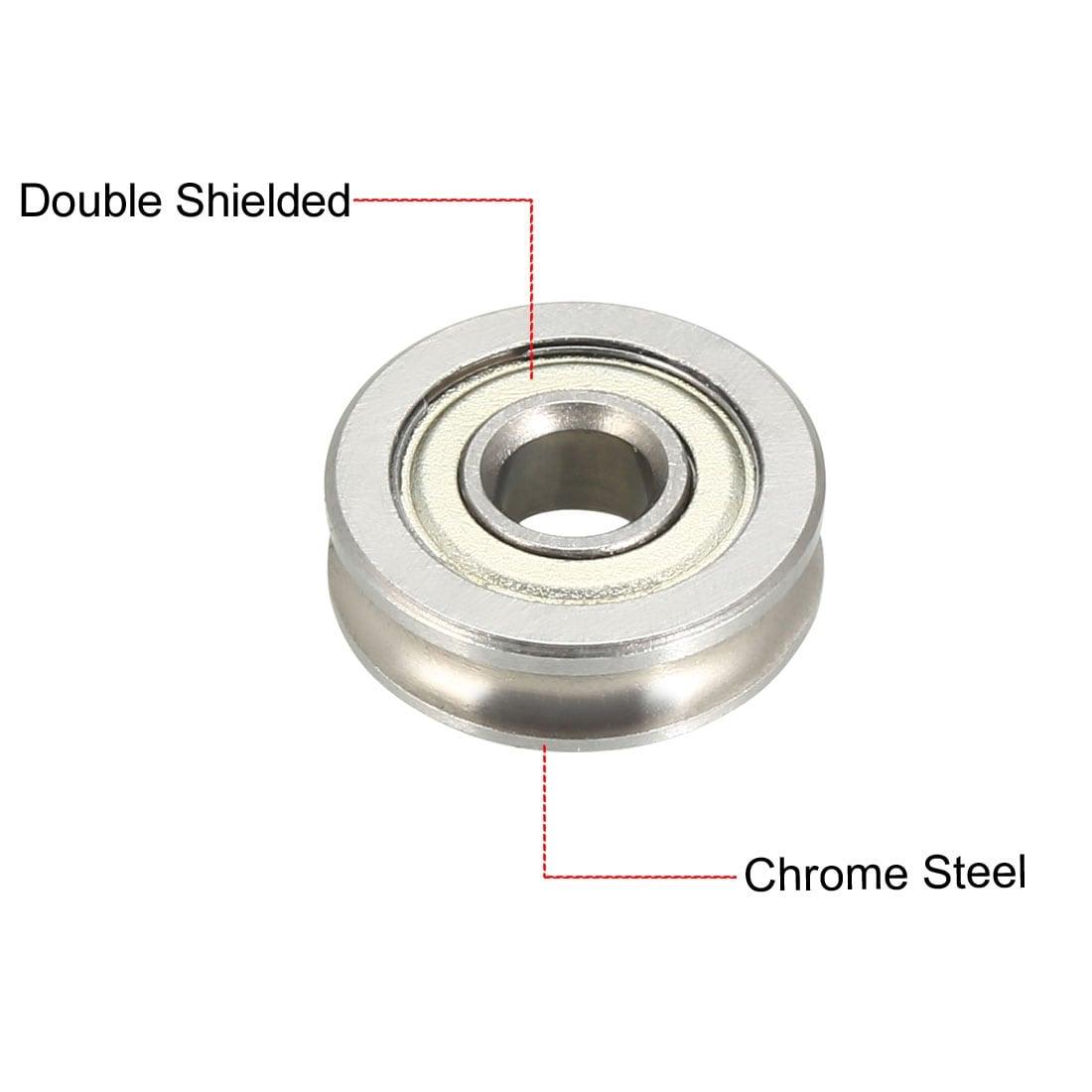 6012-2RS C3 EMQ Premium Sealed Ball Bearing 60x95x18mm