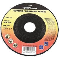 """Forney Industries 4-1/2"""" Grinding Wheel 71848 Unit: EACH"""