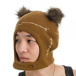 Star Wars Mascot Beanie Hat Ewok - brown