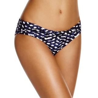 Robin Piccone Womens Audrey Printed Hipster Swim Bottom Separates