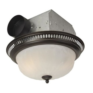Craftmade TFV70L-D 70 CFM Ventilation Fan / Light Combination from the Ventilation Collection