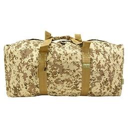 """30"""" Cargo Duffle Bag - Desert Digital Camo"""
