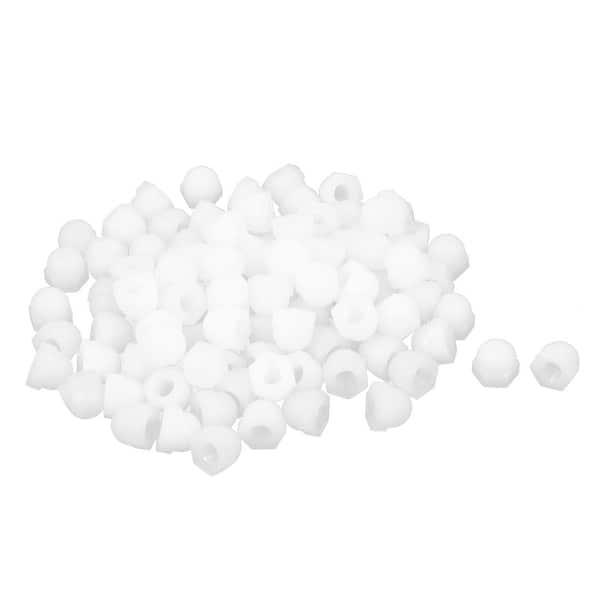 10-32 Hex Cap Nut Plastic Dome Nut Acorn Nut Nylon Fastener A34009