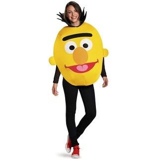 Disguise Bert Sandwich Board Adult Costume - YELLOW - Standard