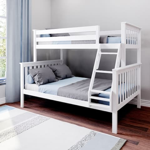 Max & Lily Twin over Full Bunk Bed