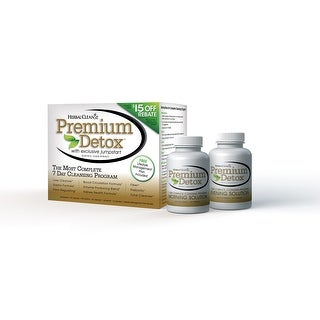 Herbal Clean Premium Detox 7 Day Kit - 1 Kit