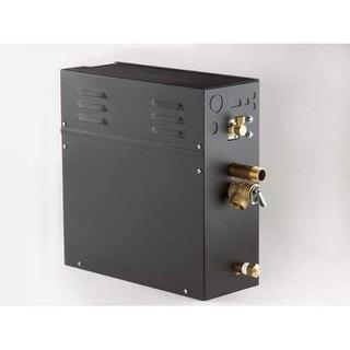Steamist SM-10 SM 10 Kilowatt 240 Volt Single Phase Steam Generator - Black