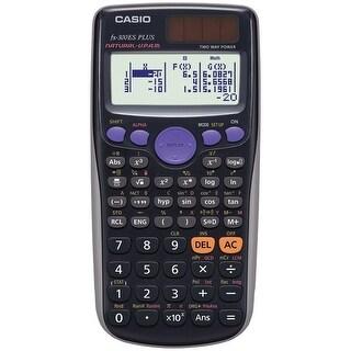 Casio Fx300Es Plus Fraction & Scientific Calculator (Black)
