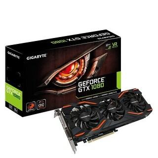 Gigabyte - Nvidia - Gv-N1080wf3oc-8Gd
