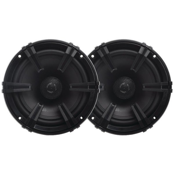 "Mb Quart Dk1-116 Discus Series Coaxial Speakers (6.5"")"