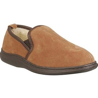 L.B. Evans Men's Klondike Saddle Suede & Boa