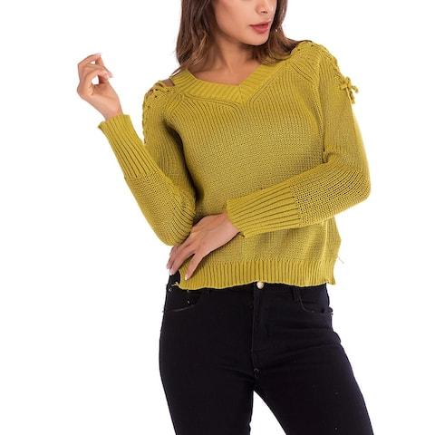 Sarah Woodz Casual Sweater