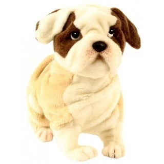 Shop Pack Of 2 Life Like Handcrafted Extra Soft Plush Bulldog