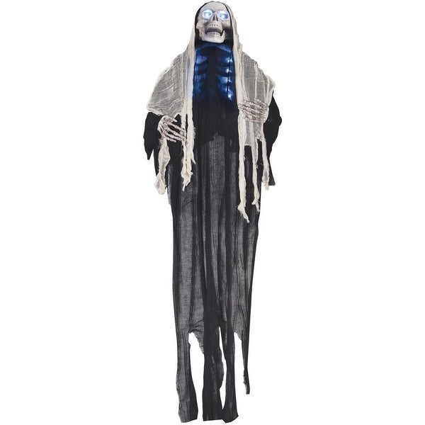 6 Foot Light-Up Sonic Reaper Halloween Décor
