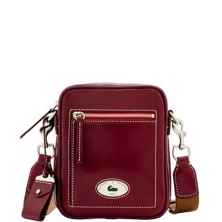 Dooney & Bourke Florentine Toscana Camera Crossbody (Introduced by Dooney & Bourke at $298 in Sep 2016) - Bordeaux