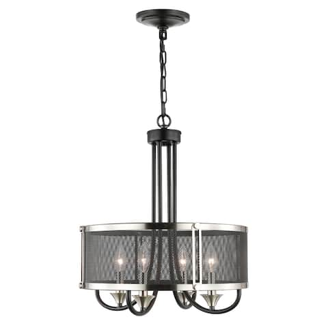 Light Society Andes 4-Light Chandelier