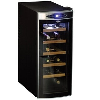 Koolatron WC12-35D Deluxe 12 Bottle Wine Cellar