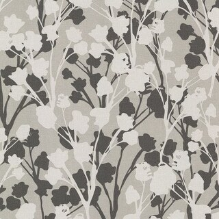 Brewster 347-20126 Lawson Black Botanical Silhouette Wallpaper - N/A