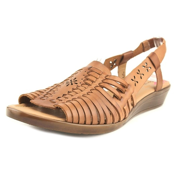 Comfortiva Formosa Women Rust Sandals