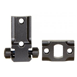 Leupold 2-Piece STD Base - Matte Finish 2-Piece Base