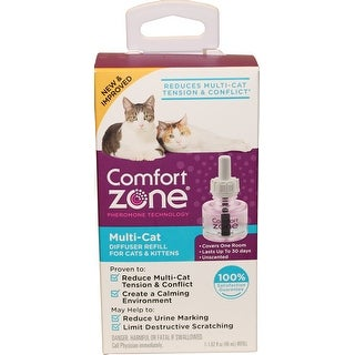 Comfort Zone Multi-cat Refill