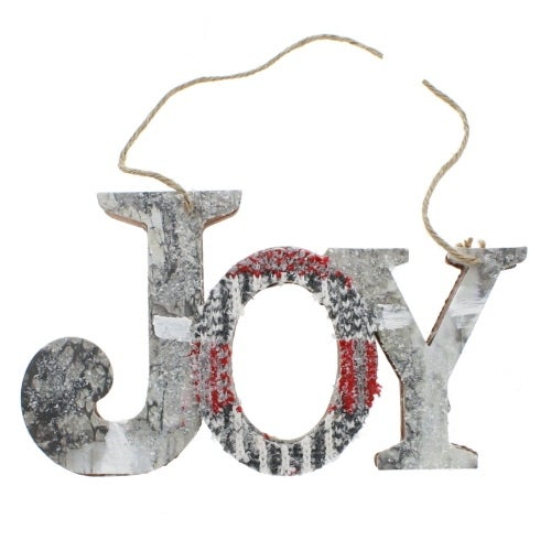 Joy Birch Sign