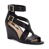 INC International Concepts Womens Rominia Open Toe Casual Platform Sandals