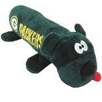 NFL Green Bay Packers Pet Tube Toy