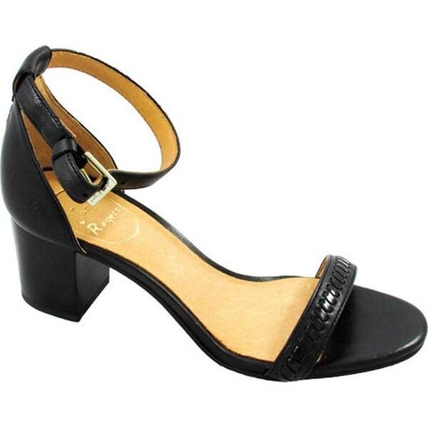 663d7881069 Jack Rogers Women  x27 s Lillian Ankle Strap Sandal Black Black Patent  Leather