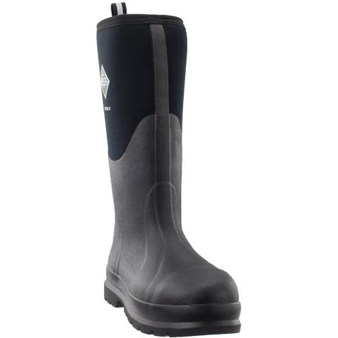Muck Boot Mens Chore Classic Steel Toe Eh Work S Casual Work & Safety Shoes