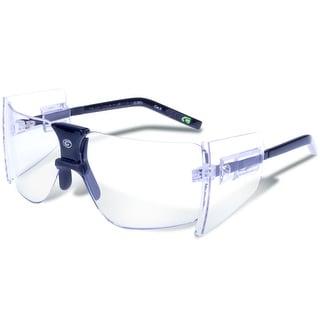 Gargoyles 85'S BLACK/CLEAR Sunglasses