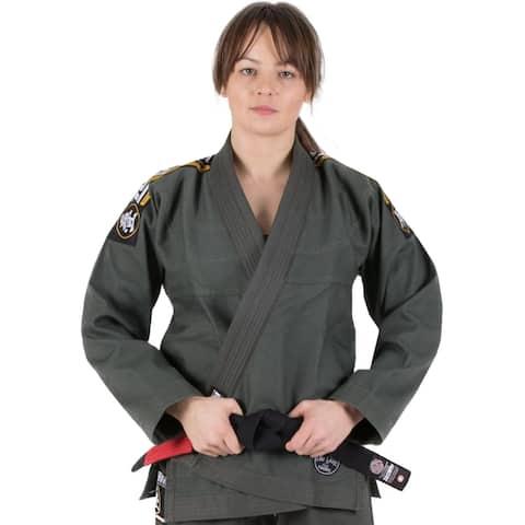 Tatami Fightwear Women's Nova Absolute BJJ Gi - Khaki
