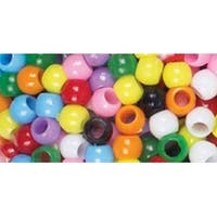 Fun Pack Mini Pony Beads 650/Pkg-Assorted Colors