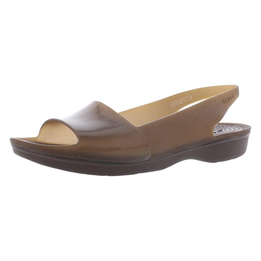 defc58af3715 Buy Crocs Women s Sandals Online at Overstock
