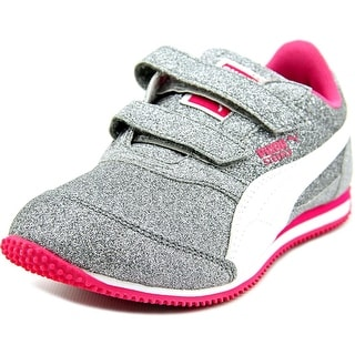 Puma Steeple Glitz Glam Round Toe Synthetic Sneakers