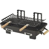 Kay Home Products Cast Iron Hibachi Grill 30052DI Unit: EACH