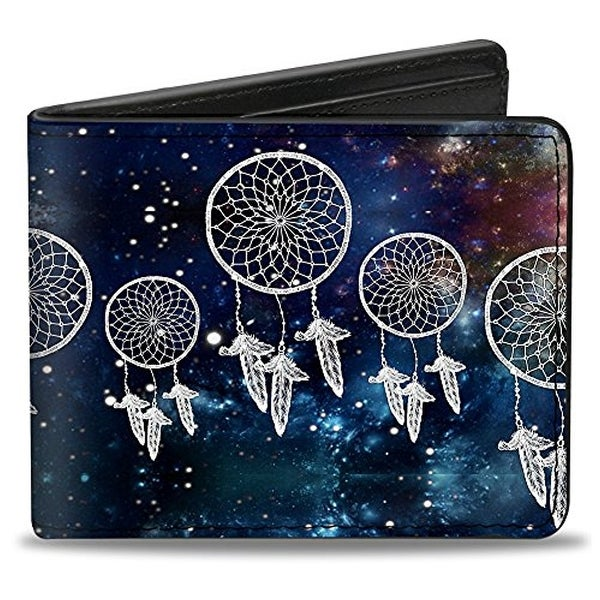 Buckle-Down Bifold Wallet Dream Catcher