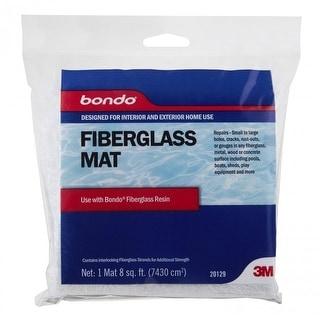 Bondo 20129 Fiberglass Mat, 8 sq.ft