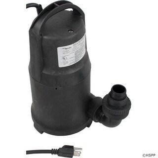 Pump, Submersible, Cal Pump PW5000, 115v, 20ft Cord, OEM